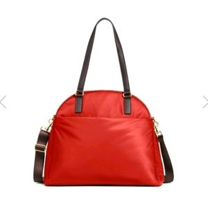 Lo & Sons The O.G Large Women's Laptop Red Bag